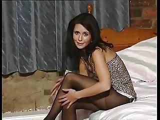 Hairy Pantyhose Porn