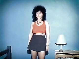 Hairy Women Stripping