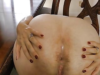 Hairy Asshole Porn